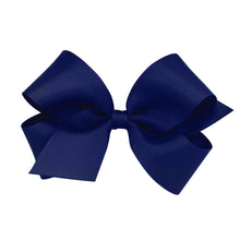 Load image into Gallery viewer, Medium Hairbows by WeeOnes (more colors)