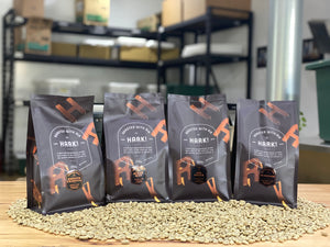 "Roaster's ""Dozen"" - mixed 4 x 250g sampler pack"