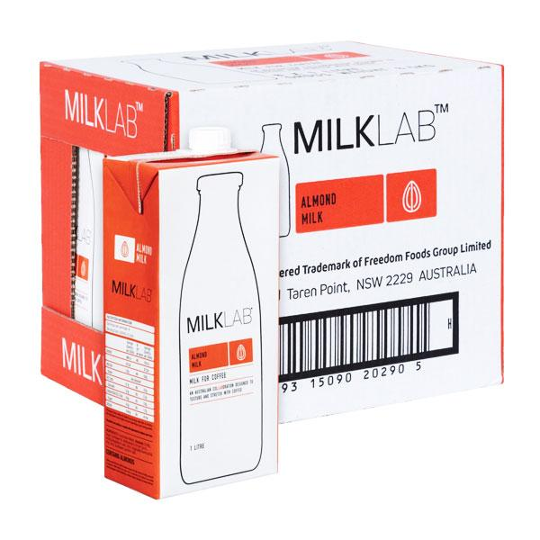 Milk Lab Almond Milk (8x1L)