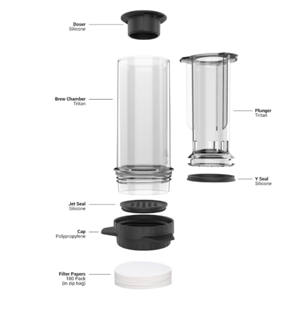 Delter® Coffee Press
