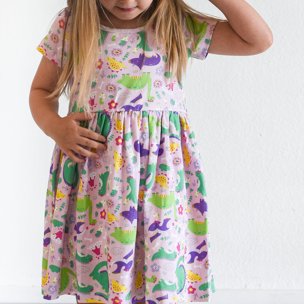 Dinosaur Play Dress