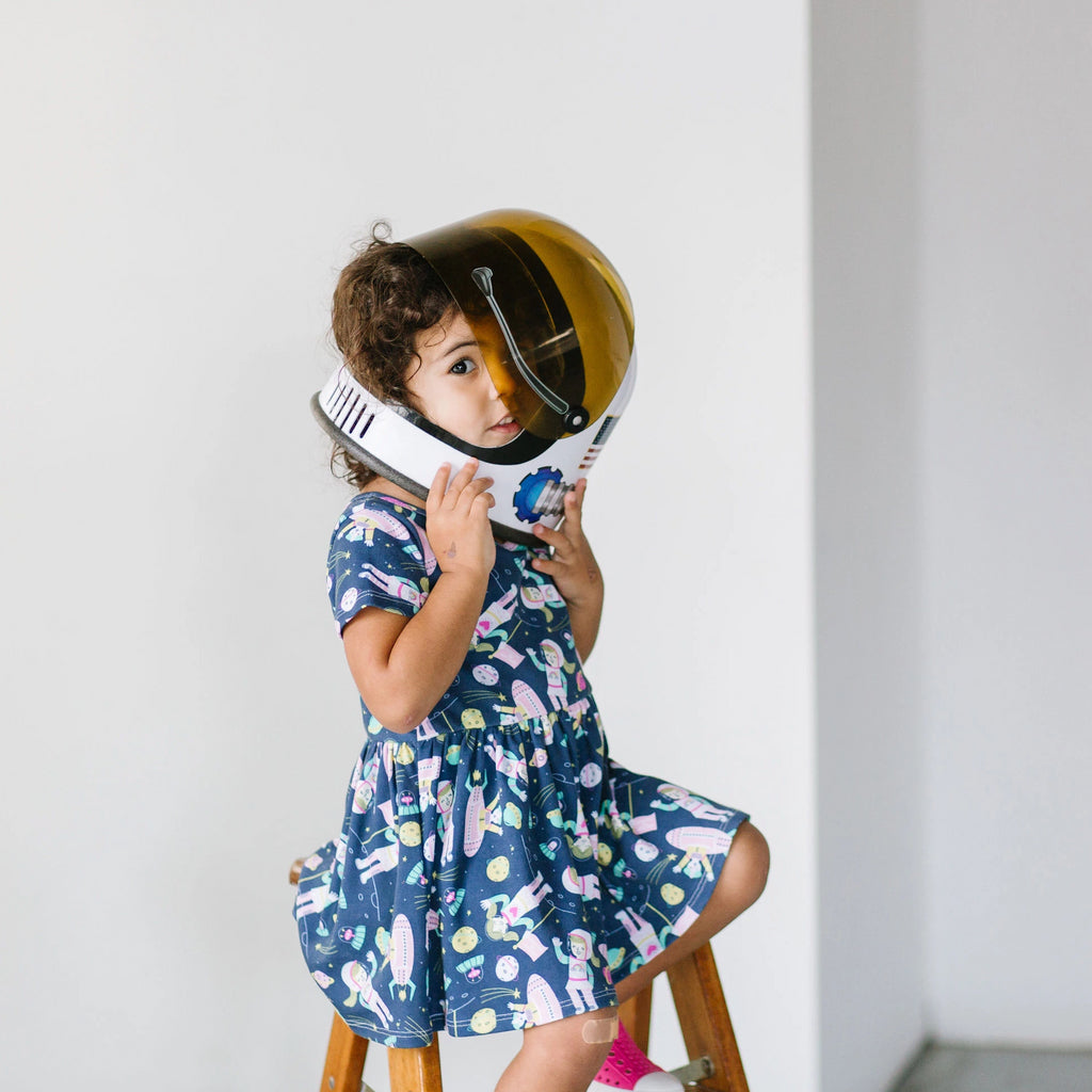Space Play Dress