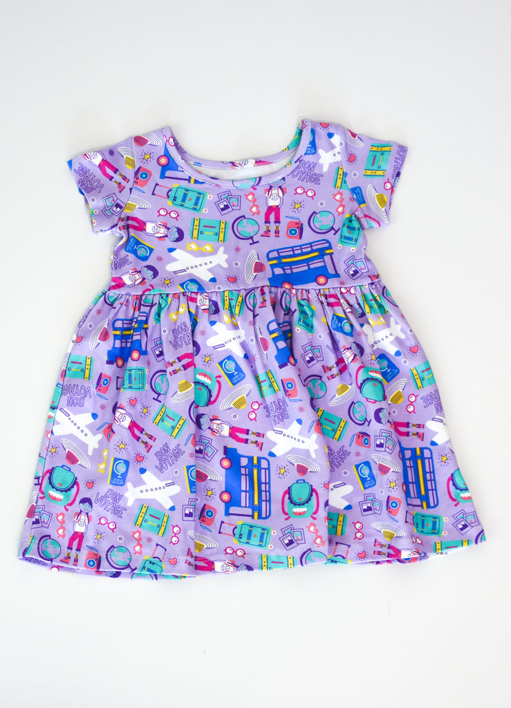 Travel Play Dress