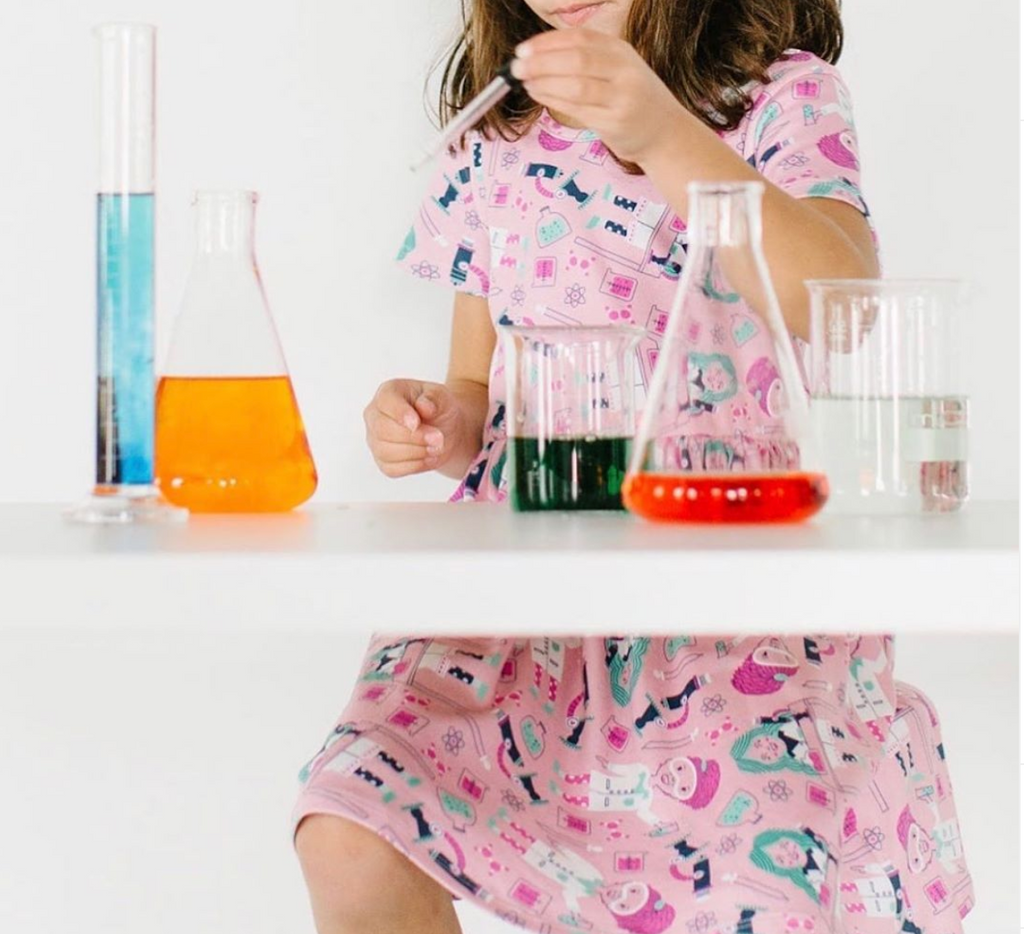 Scientist Play Dress