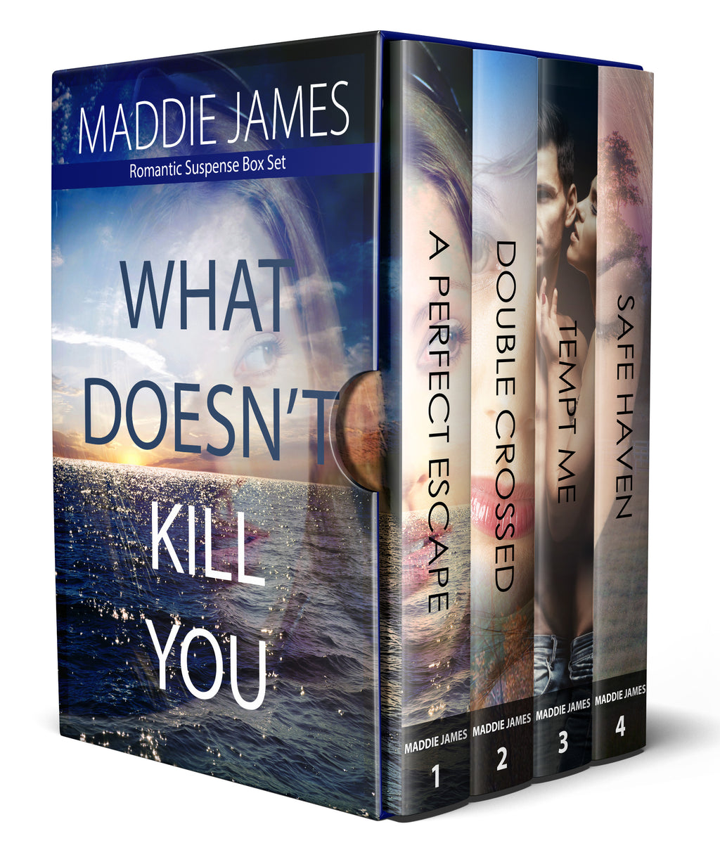 What Doesn't Kill You Romantic Suspense Box Set
