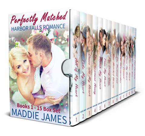 Harbor Falls Romance Box Set: Two-Book Series Starter