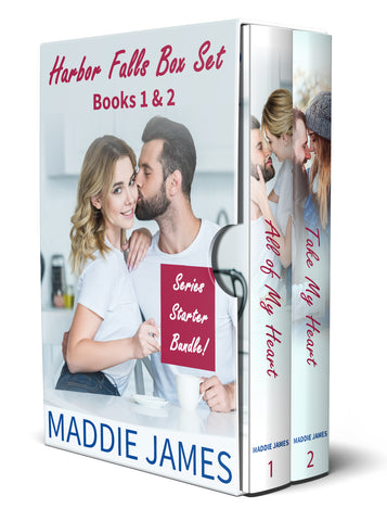 Match My Heart (Harbor Falls Romance)