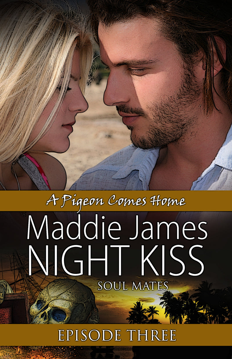 Night Kiss Episode III - A Pigeon Comes Home - UNLOCKED HALF PRICE