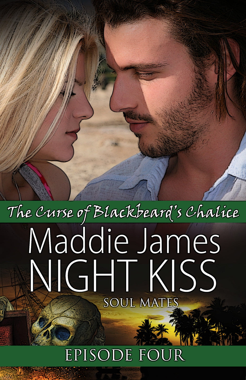 Night Kiss Episode IV - The Curse of Blackbeard's Chalice