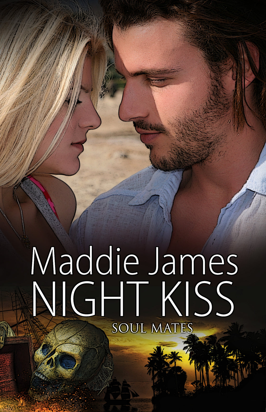 Night Kiss (Soul Mates) Book 1 - 5.99
