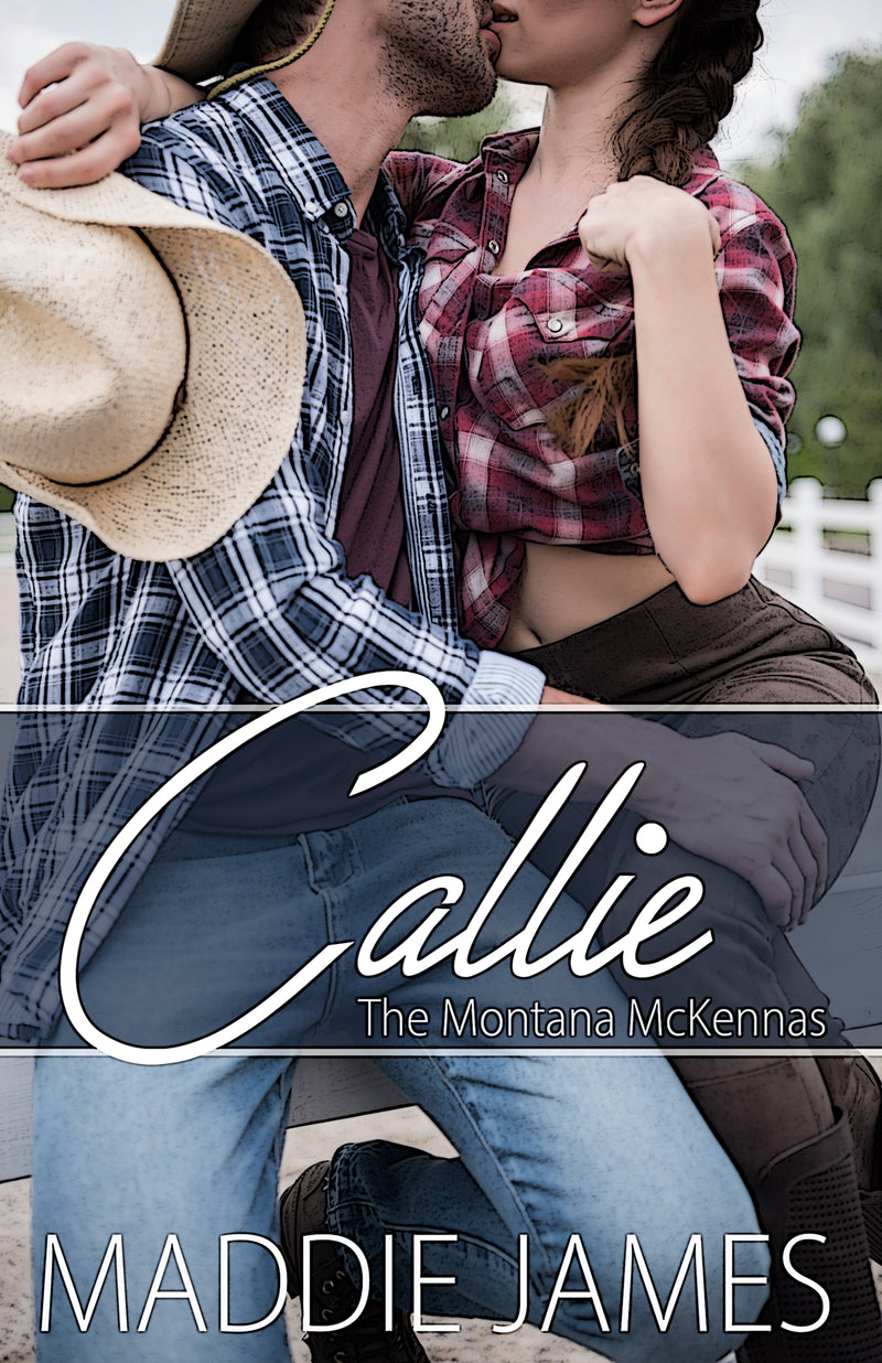 Callie: The Long Road Home (Montana McKennas)