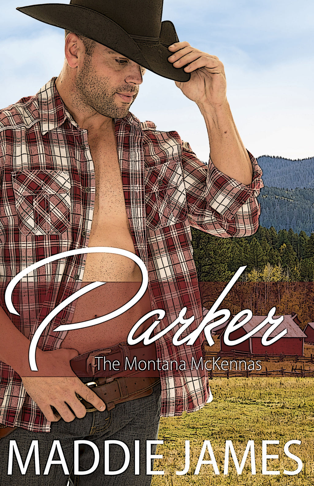 Parker (The Montana McKennas)