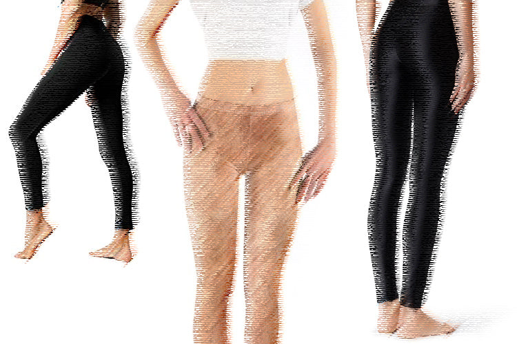 Can Leggings Make You Look Slimmer?