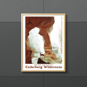 Cederberg Wilderness Poster