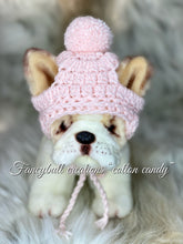Load image into Gallery viewer, cotton candy color pet hat