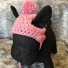 Load image into Gallery viewer, Handmade crochet Furbaby & Mom beanie hat set