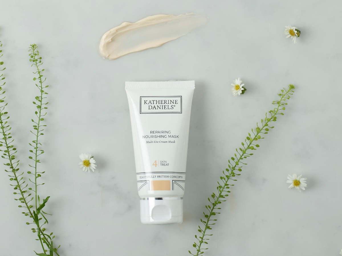 You'll love our after-sun repair mask