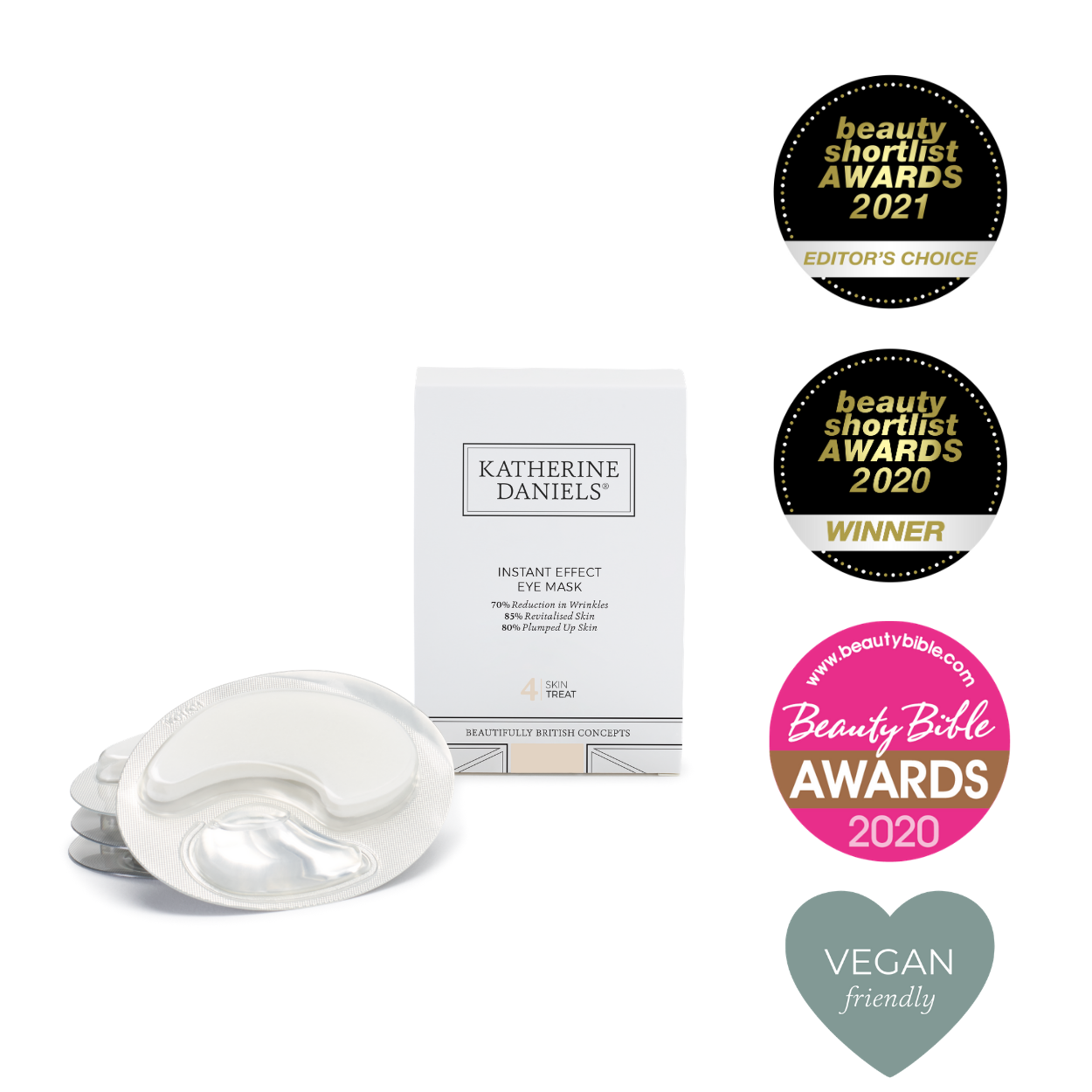Instant Effect Eye Masks