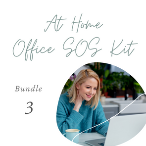 Home Office SOS Kit - Option 3 (Promo)