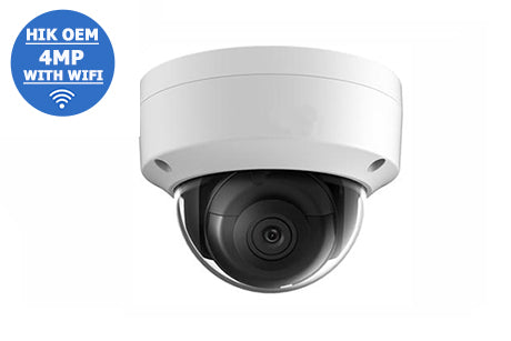 IP-4MP2142FWD-IW28 WiFi Network Dome Camera