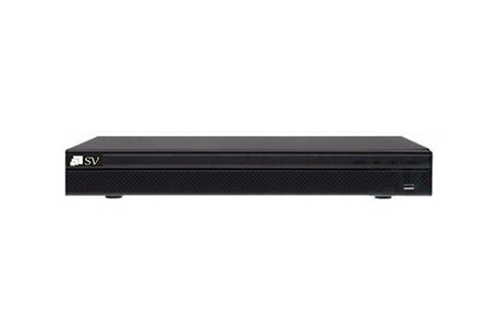 D-NVR5232-P16-4KS2   4K  16CH Built in PoE NVR