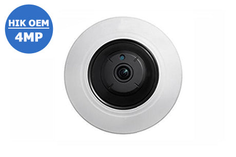 IP-4MP2942F-IFE 4MP Compact Fisheye Network Camera