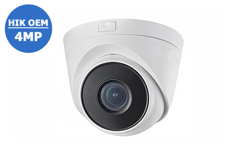 IP-4MP1H41FWD-IZ WDR Motorised Lens Turret Dome Network Camera