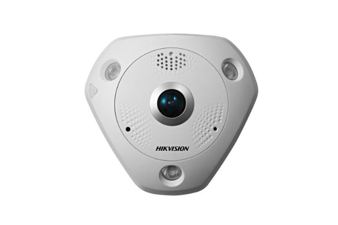 DS-2CD6365G0-IVS Hikvision 6MP Fisheye IP Camera 1.27mm