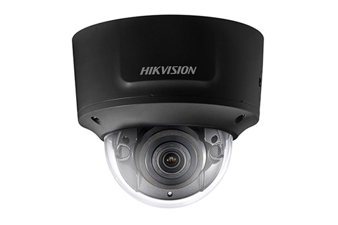 DS-2CD2785WDIZS-BLK  Hikvision 8MP Outdoor Motorised VF Vandal Dome  2.8~12mm