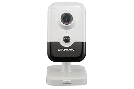DS-2CD2455FWD-IW2    6MP Indoor Cube Camera with Wifi/ Mic/ Speaker