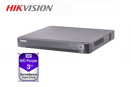 DS-7208HUHI-K2-3TB   5MP TVI 8CH DVR