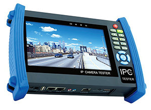 "AB-IPCTESTER 7""  6 IN 1 CCTV TESTING Monitor"