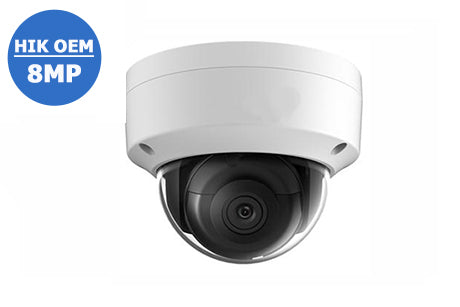 IP-8MP2183G0-I28     8MP Network Mini Dome