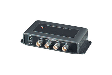 AB-CD104 HD-TVI/AHD/CVI 1 in 4 Out Video Distributor
