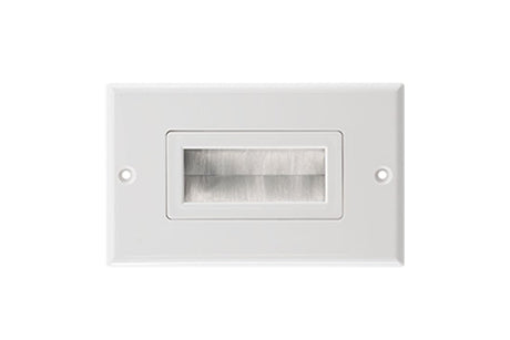 AS-272BP DECORA BRUSH WALL PLATE