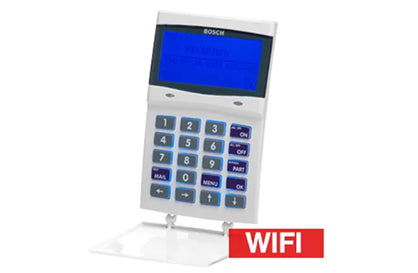 A-CP741B BOSCH, Solution 6000, Keypad with Integrated Wifi IP Module (2.5Ghz only)