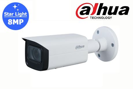 DH-IPC-HFW2831TP-ZS-27135-S2 Dahua 8MP Starlight Network MTZ Bullet Camera