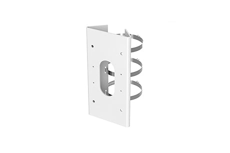 DS-1275ZJ-SUS Pole Mount Bracket to suit Wall Mount Brackets for 2-Line & 4-Line Series
