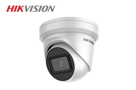 DS-2CD1H43G0-IZ HIKVISION 4MP Motorised Lens Turret  Network Camera