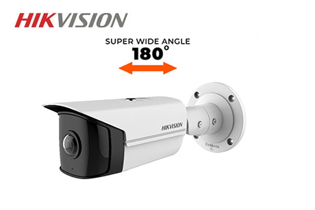 DS-2CD2T45G0P-I HIKVISION Wide Fixed Lens Network Bullet Camera