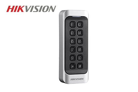 DS-K1107MK HIKVISION Proximity Card Reader with Keypad