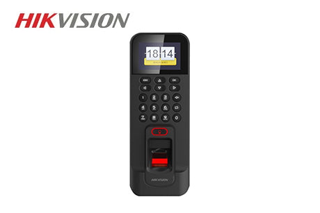 DS-K1T804MF HIKVISION Single Door Stand Alone Access Control Terminal with Fingerprint Reader