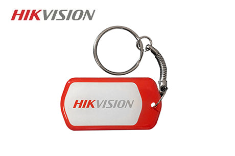 DS-K7M102-M Hikvision Mifare 1 Access FOB (Keyring)