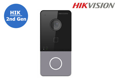 DS-KV6113-WPE1 HIKVISION 2nd Gen IP Intercom, Door Station with 1x Camera