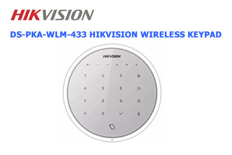 DS-PKA-WLM-433 Hikvision Wireless KEYPAD
