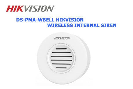 DS-PMA-WBELL Hikvision Wireless Internal Siren