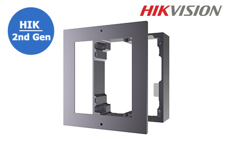 I-KD-ACW1 HIK OEM 2nd Gen IP Intercom, Door Station Surface Mount Set Box, Supports 1 Module