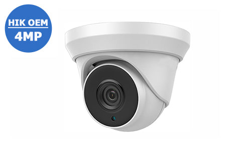 DS-2CD1343G0-I28 Network Turret Dome Camera