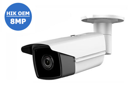 IP-8MP2T83G0-I28     8MP WDR Network Bullet Camera
