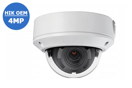 IP-4MP1741FWD-IZ WDR Motorised Lens Dome Network Camera